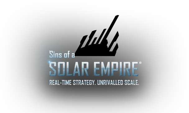 Sins of a Solar Empire : Real-Time Strategy. Unrivalled Scale.